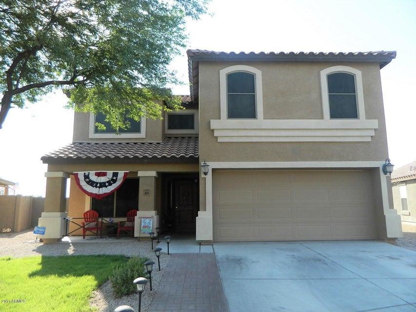 4631 S 236TH Drive, Buckeye, AZ 85326
