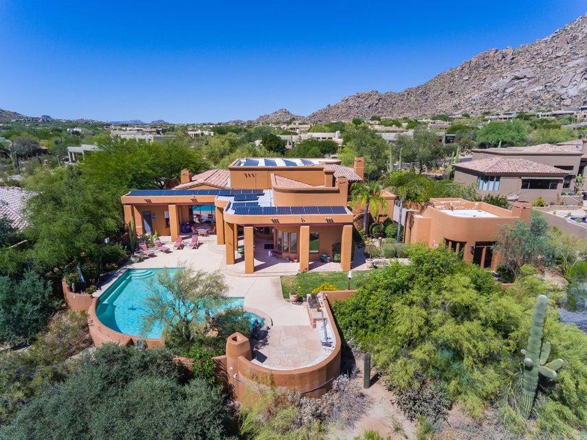 10629 E Desert Willow Drive, Scottsdale, AZ 85255