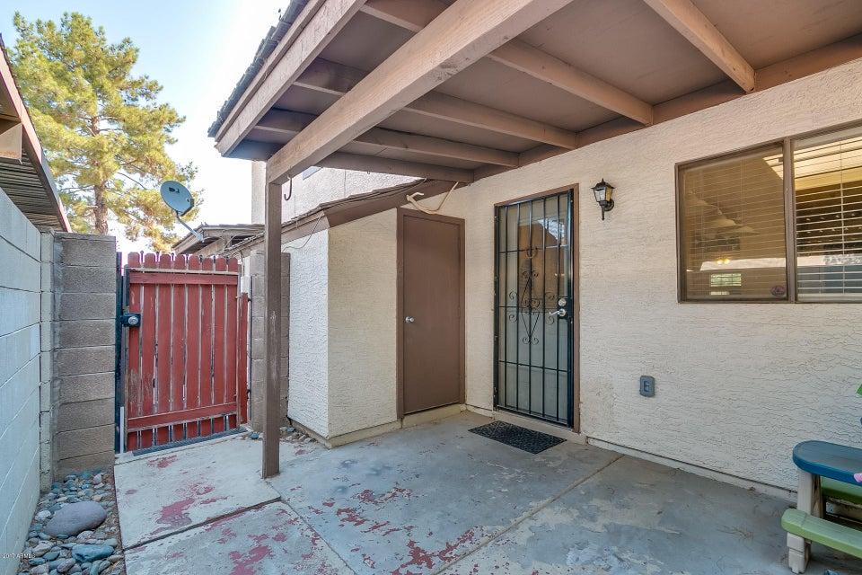 170 E GUADALUPE Road Unit 163 Gilbert, AZ 85234 - MLS #: 5624902