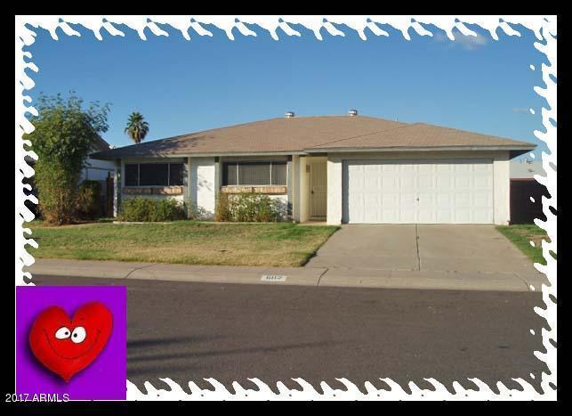 6112 W NANCY Road, Glendale, AZ 85306