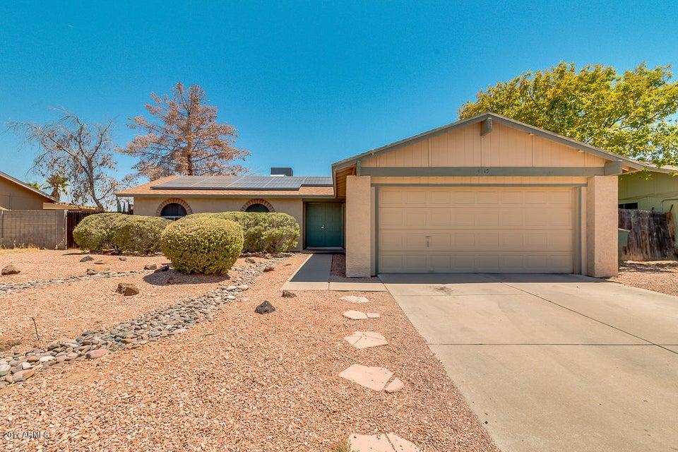 4815 W VILLA THERESA Drive, Glendale, AZ 85308