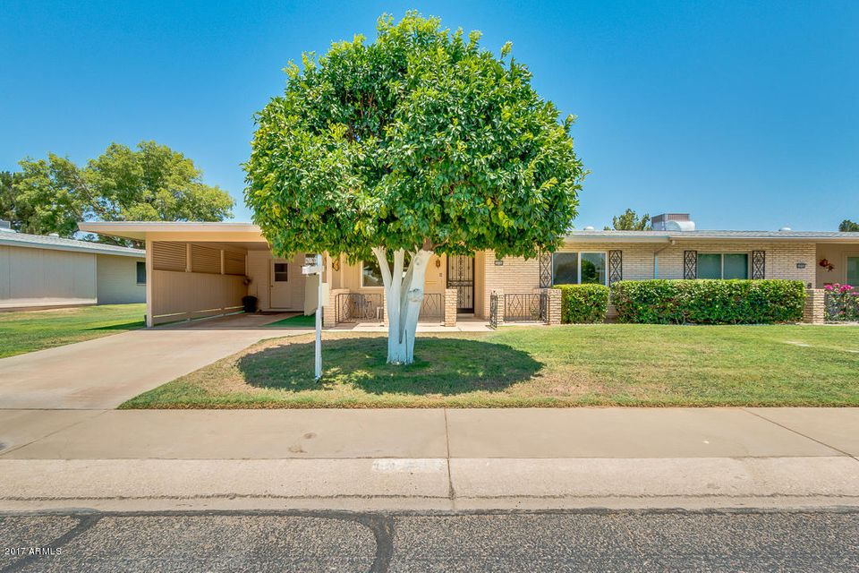 10706 W CARON Drive, Sun City, AZ 85351