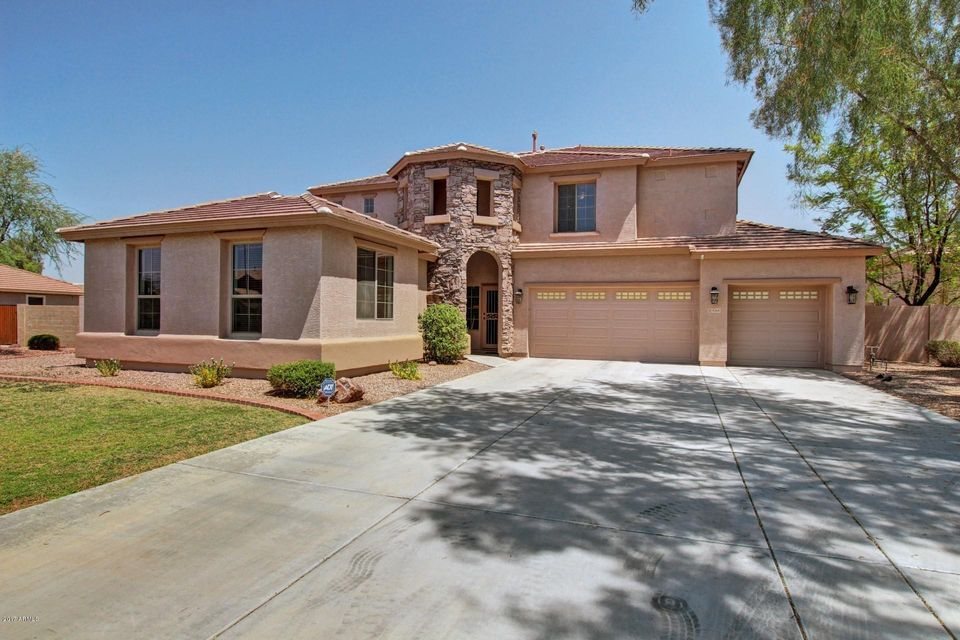 8364 W SAN JUAN Avenue, Glendale, AZ 85305