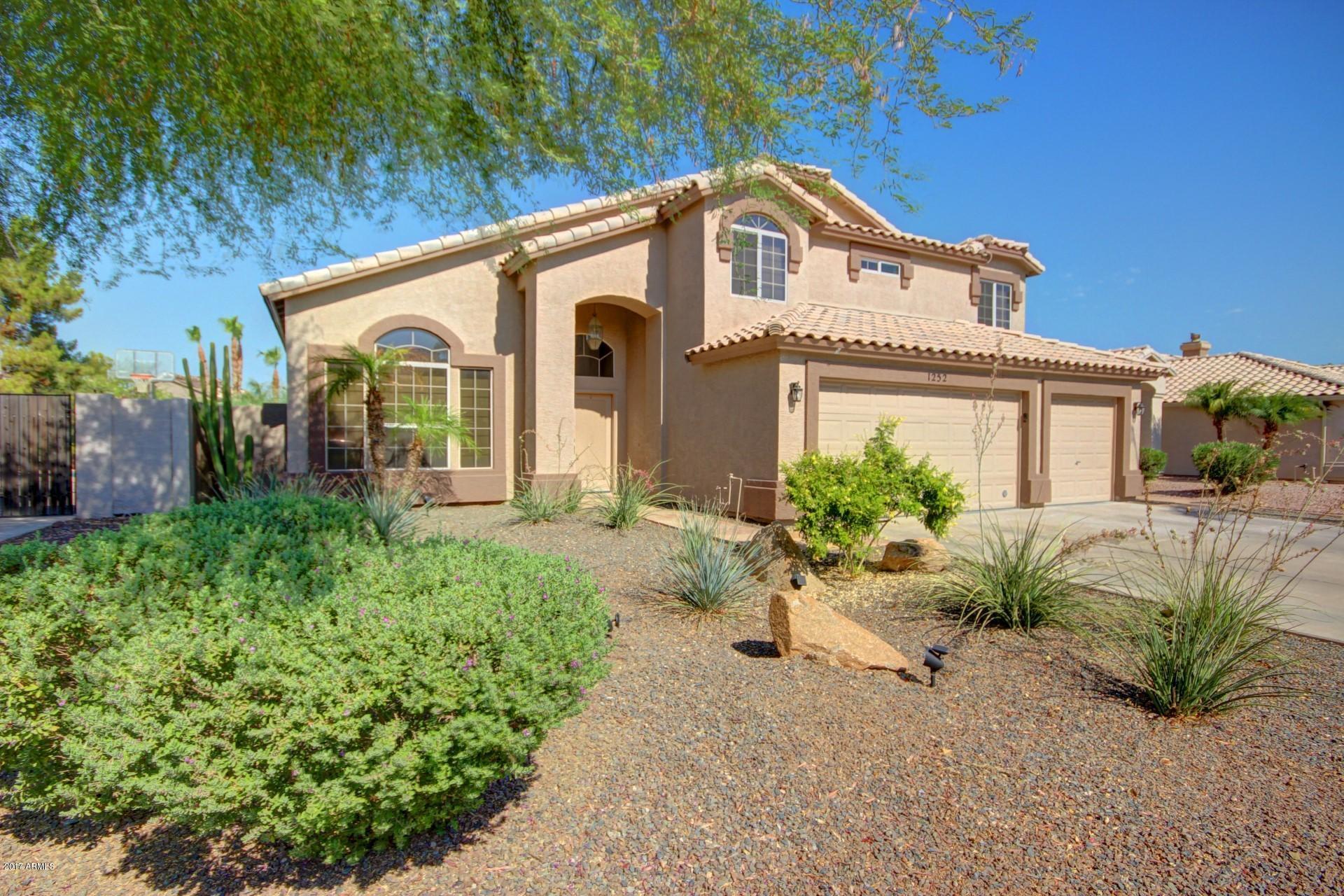1252 N Jackson Street, Gilbert, AZ 85233