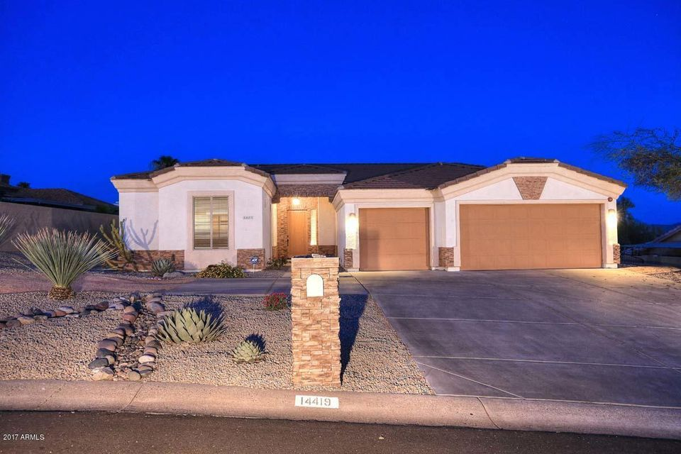 14419 N HAMPSTEAD Drive, Fountain Hills, AZ 85268