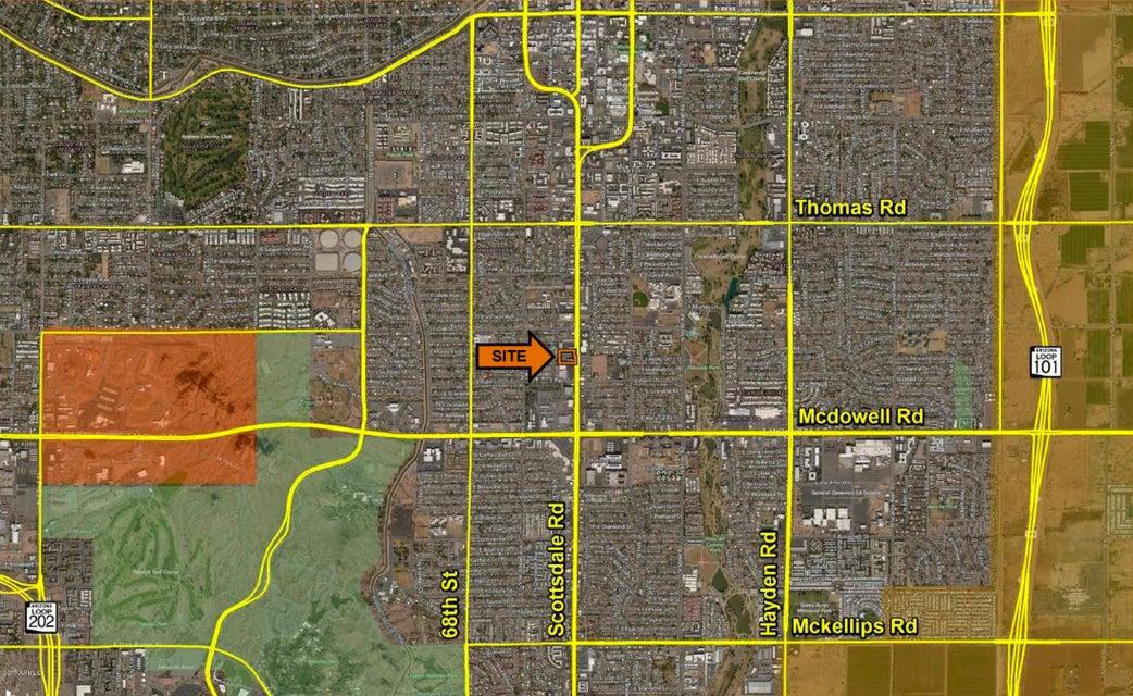 2060 N SCOTTSDALE Road Scottsdale, AZ 85257 - MLS #: 5625277