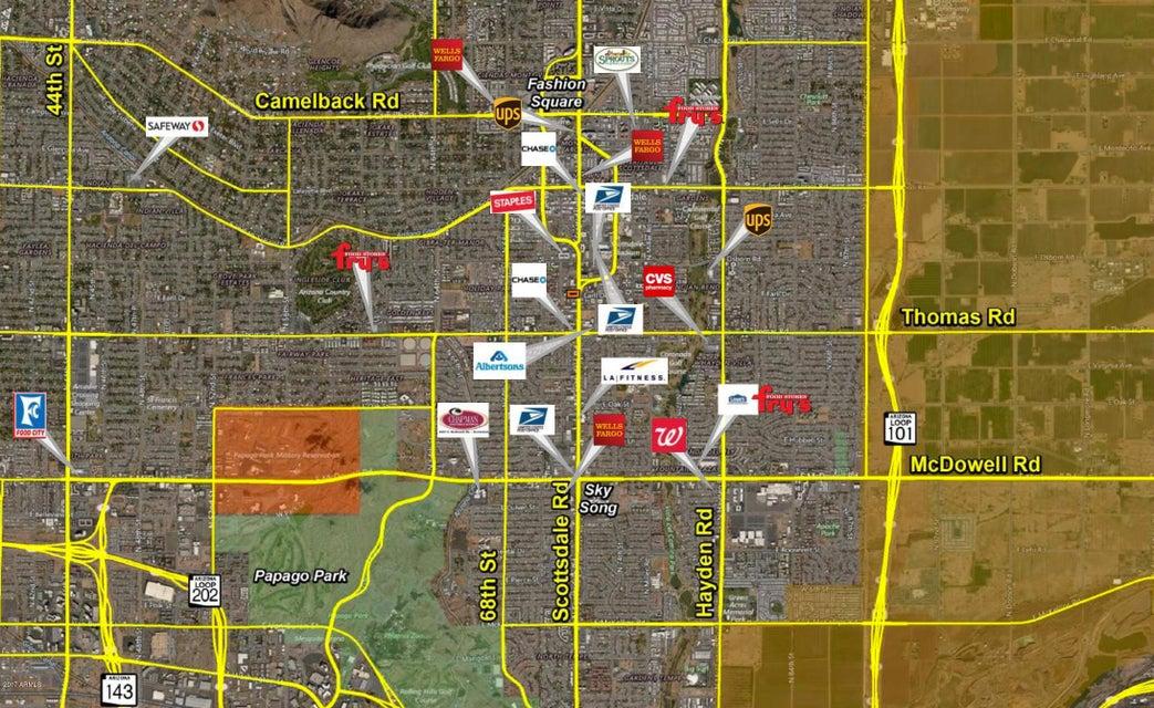 3126 N SCOTTSDALE Road Scottsdale, AZ 85251 - MLS #: 5625280