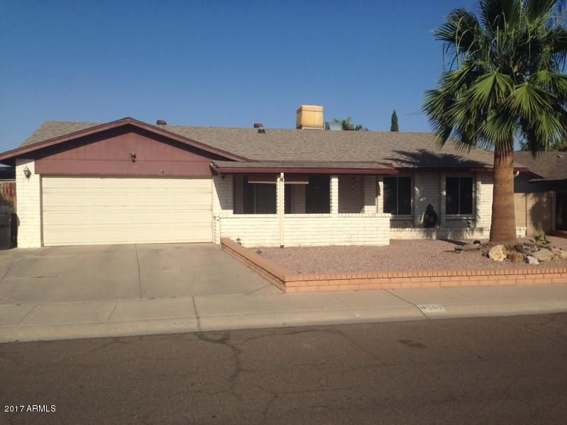 8551 N 53RD Drive, Glendale, AZ 85302