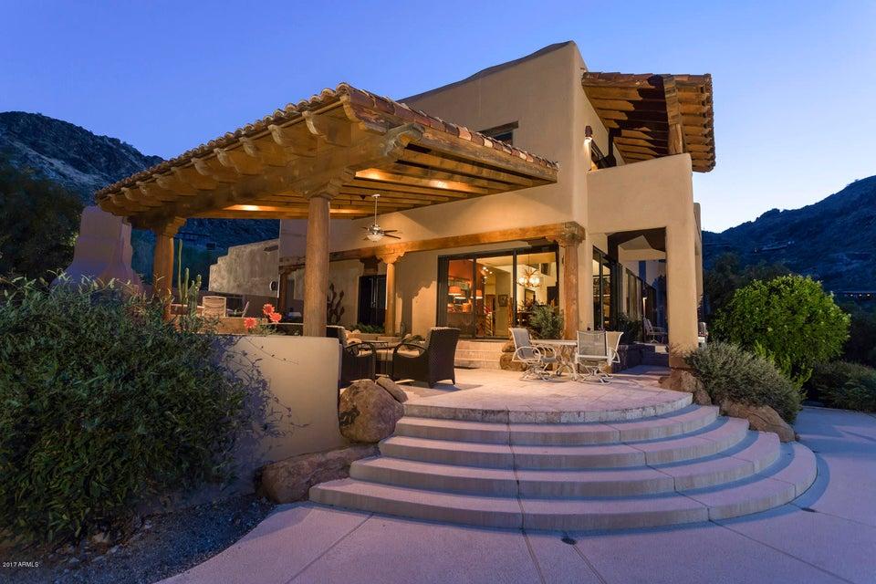 Single Family Home for Sale at 5936 E Quartz Mountain Road Paradise Valley, Arizona,85253 United States