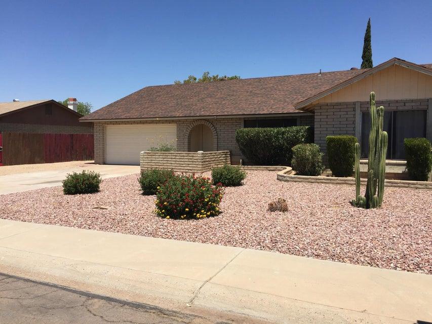 4616 W CALAVAR Road, Glendale, AZ 85306