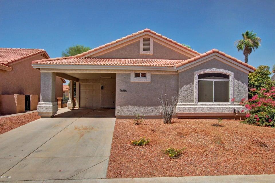 1686 E LINDRICK Drive, Chandler, AZ 85249