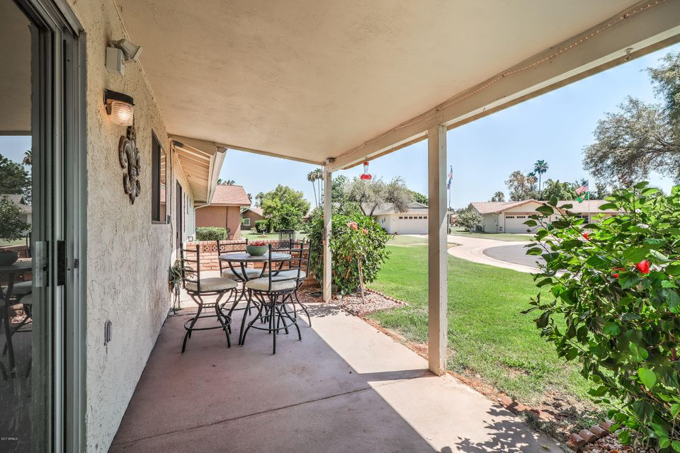 550 LEISURE WORLD Mesa, AZ 85206 - MLS #: 5625662