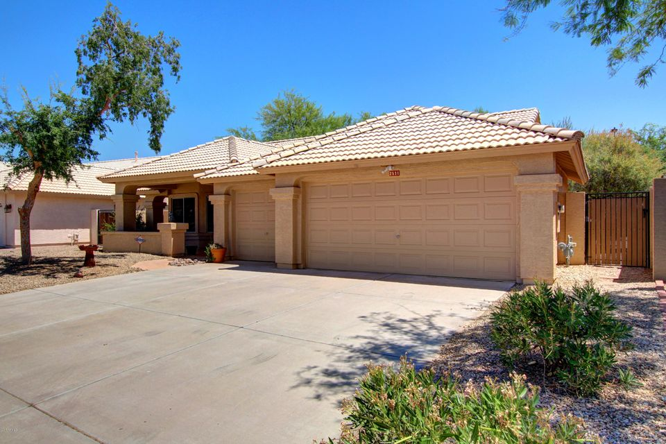 2531 N 132ND Avenue Goodyear, AZ 85395 - MLS #: 5625830