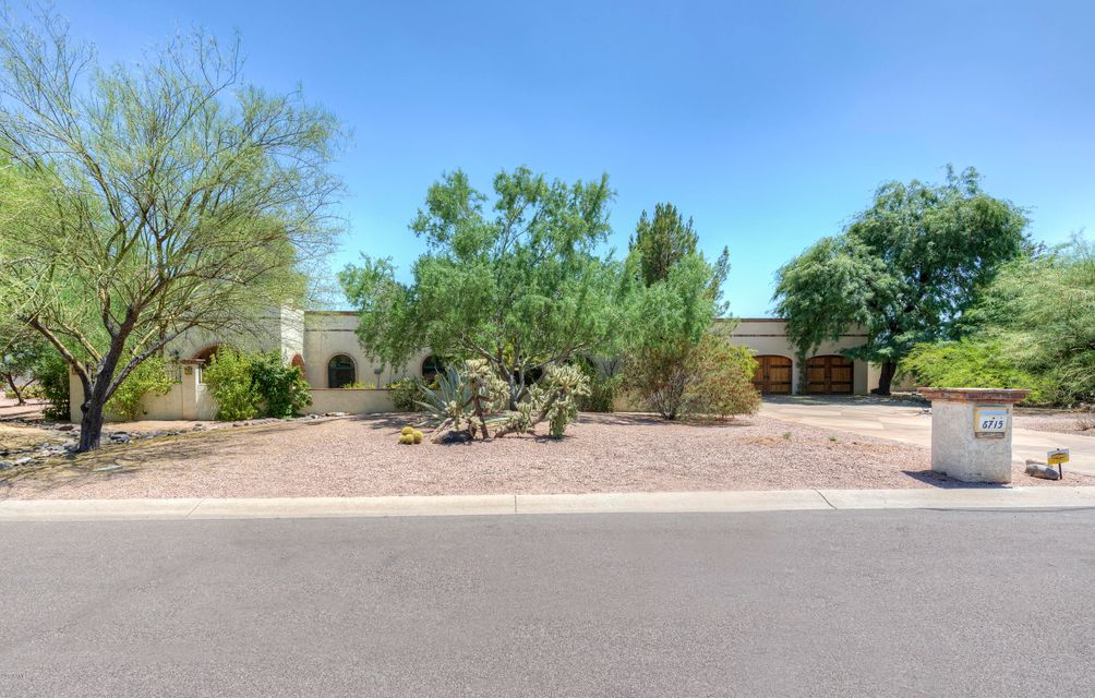 6715 E BERYL Avenue, Paradise Valley, AZ 85253