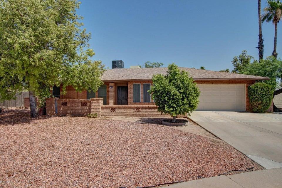 816 W KIOWA Circle, Mesa, AZ 85210