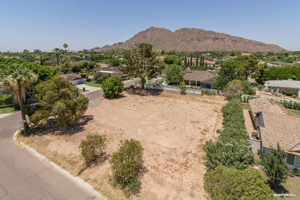4227 N PARADISE Way Lot 40, Scottsdale, AZ 85251