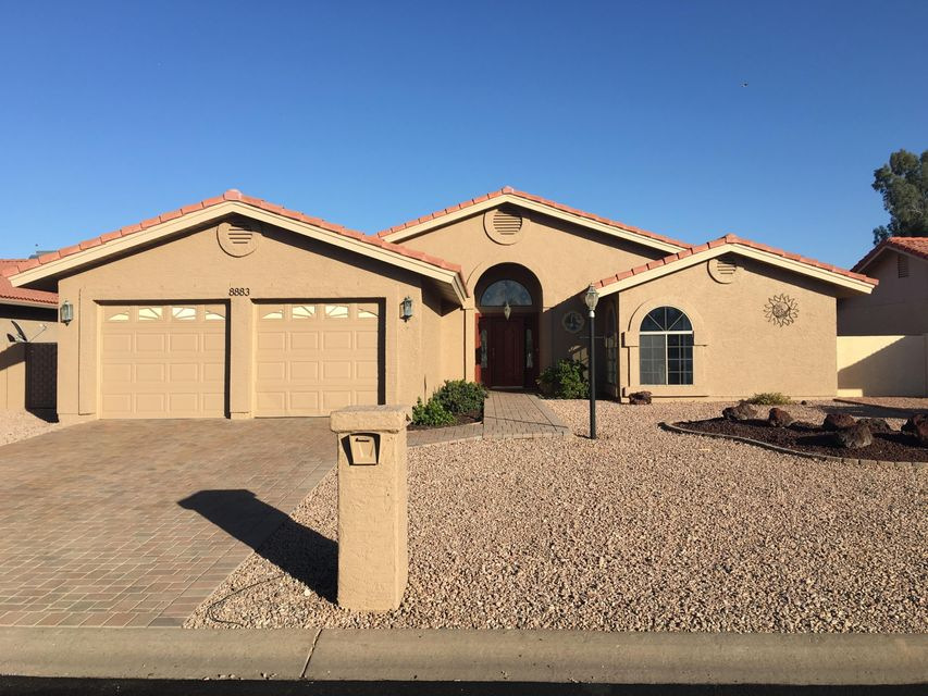 MLS 5626597 8883 E FAIRWAY Boulevard, Sun Lakes, AZ 85248 Sun Lakes Homes for Rent