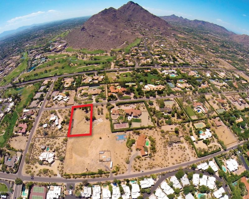 5044 N Wilkinson Road Lot 5, Paradise Valley, AZ 85253