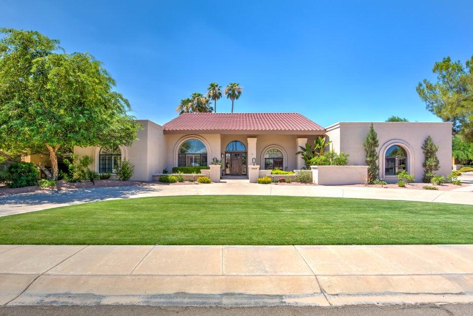 7445 E SAN MIGUEL Avenue, Scottsdale, AZ 85250