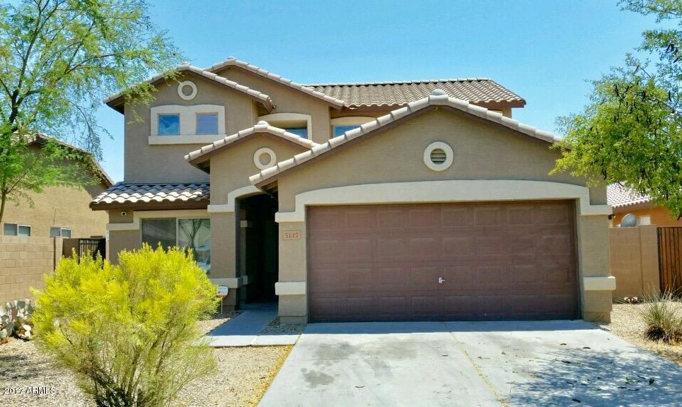 5117 W T RYAN Lane, Laveen, AZ 85339