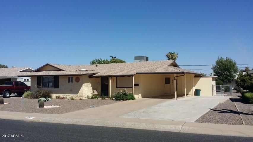 11801 N DESERT HILLS Drive, Sun City, AZ 85351