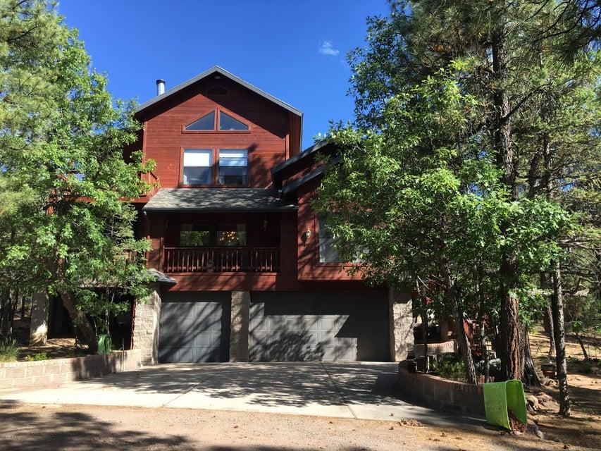 4149 RIM Spur Lakeside, AZ 85929 - MLS #: 5628345