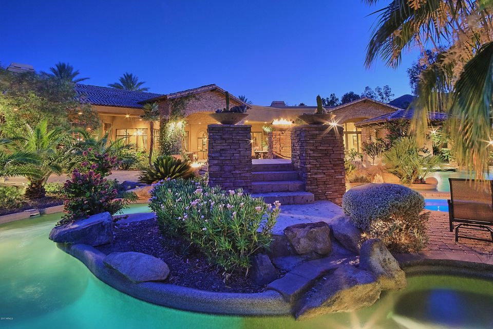 5030 E MOCKINGBIRD Lane Paradise Valley, AZ 85253 - MLS #: 5628585