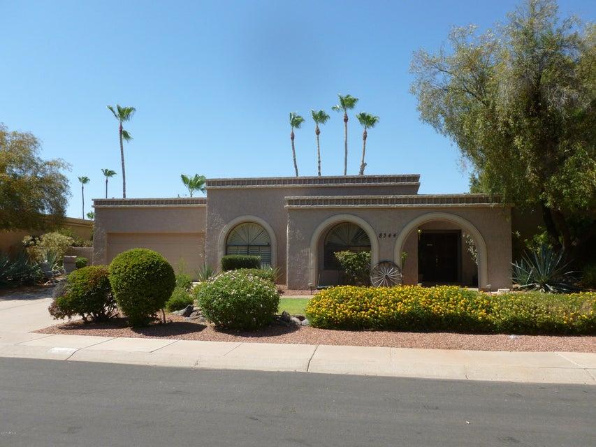 8344 E MUSTANG Trail, Scottsdale, AZ 85258