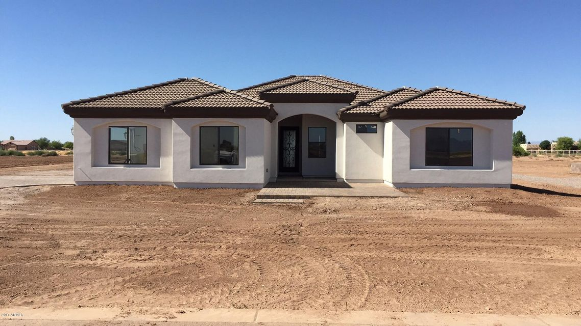 MLS 5628683 439 S David Circle, Casa Grande, AZ 85194 Casa Grande AZ Newly Built