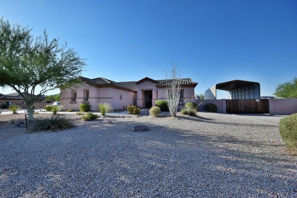6898 W PALOMINO Way, Coolidge, AZ 85128