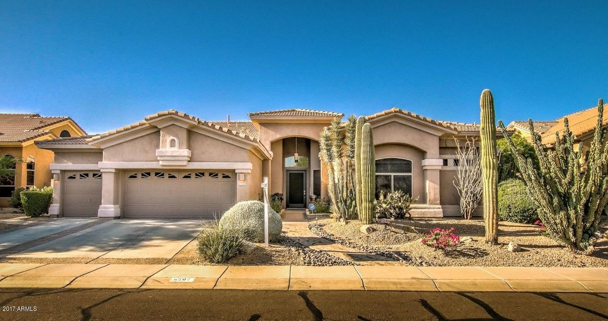 4502 E Hamblin Drive, Phoenix AZ 85050