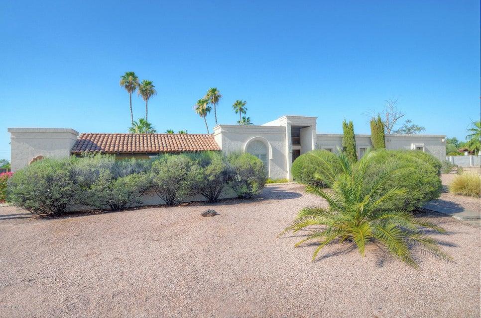 Photo of 6721 E LUDLOW Drive, Scottsdale, AZ 85254