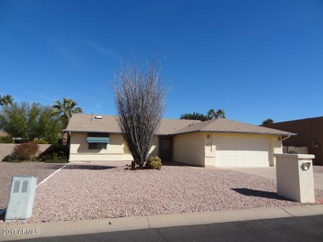 9336 E CITRUS Lane N, Sun Lakes, AZ 85248
