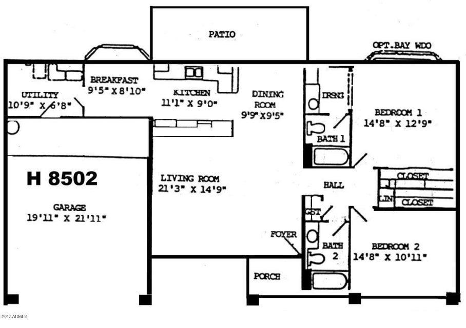 MLS 5635563 20310 N 145TH Drive, Sun City West, AZ Sun City West AZ Scenic