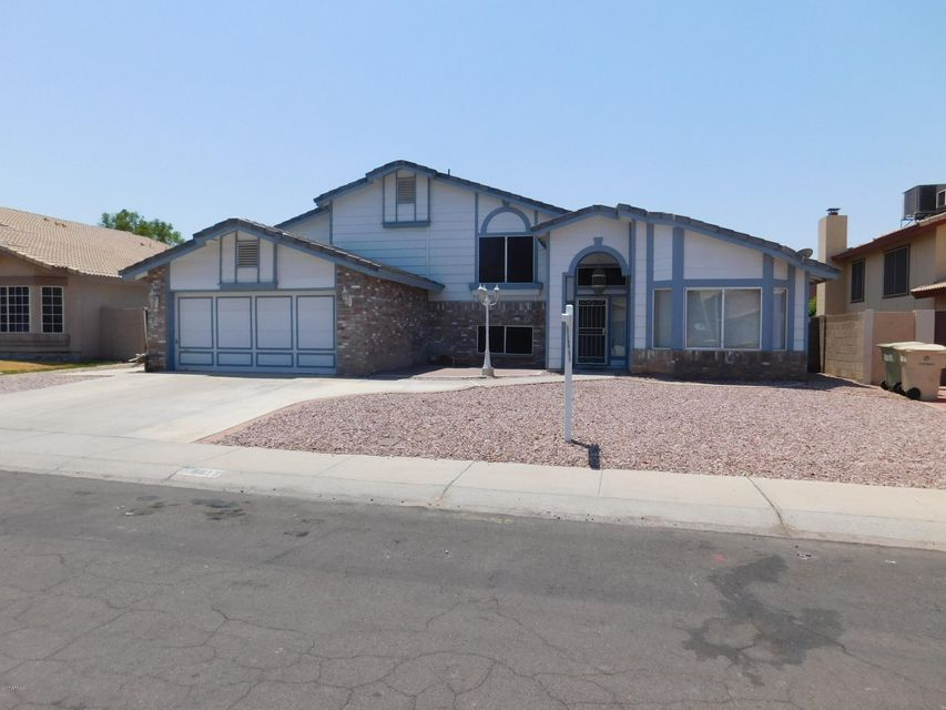 5613 W MERCER Lane, Glendale, AZ 85304