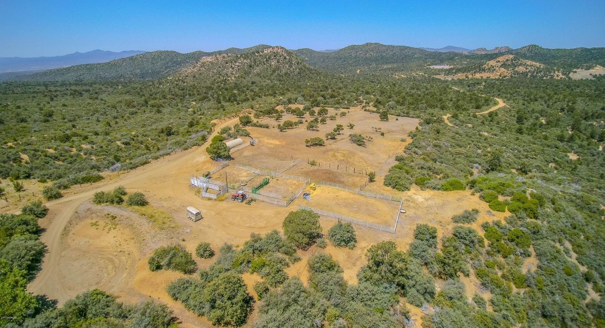 MLS 5622049 6001 W Copper Basin Road, Prescott, AZ Prescott Horse Property for Sale