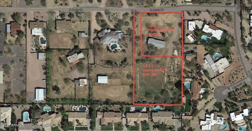 7345 E Jenan Drive Lot 2, Scottsdale, AZ 85260