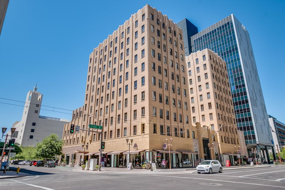 114 W Adams Street Unit 310 Phoenix, AZ 85003 - MLS #: 5632319