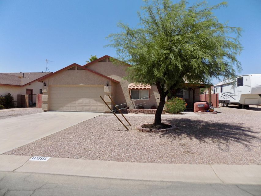 10680 W GUAYMAS Drive, Arizona City, AZ 85123
