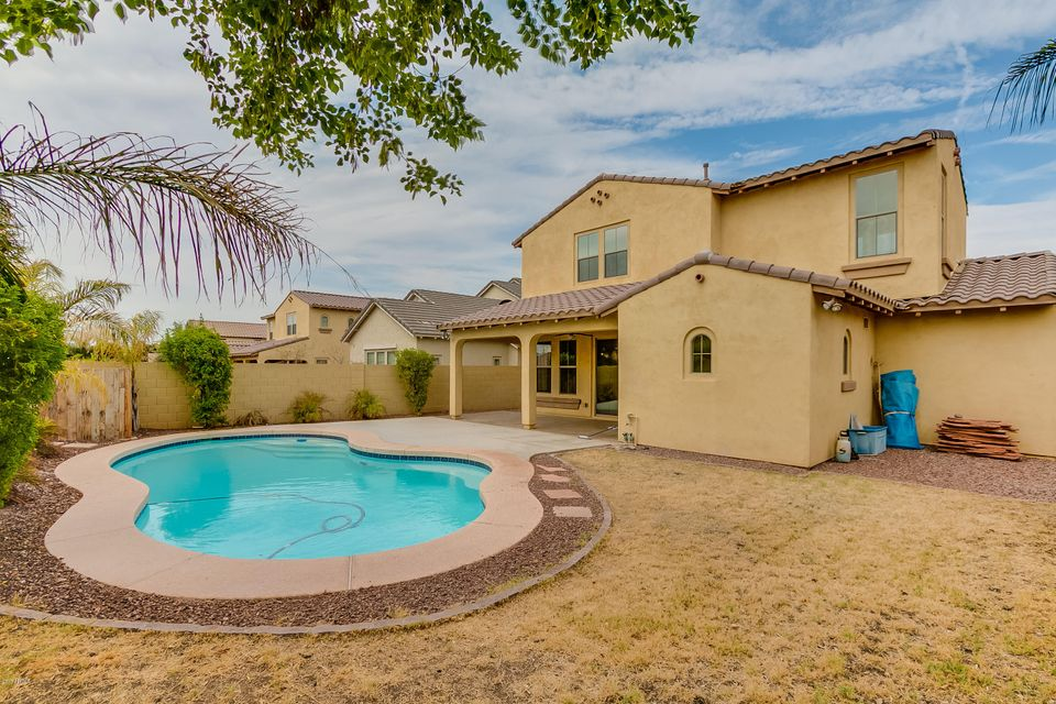 3123 N BLACK ROCK Road Buckeye, AZ 85396 - MLS #: 5632754