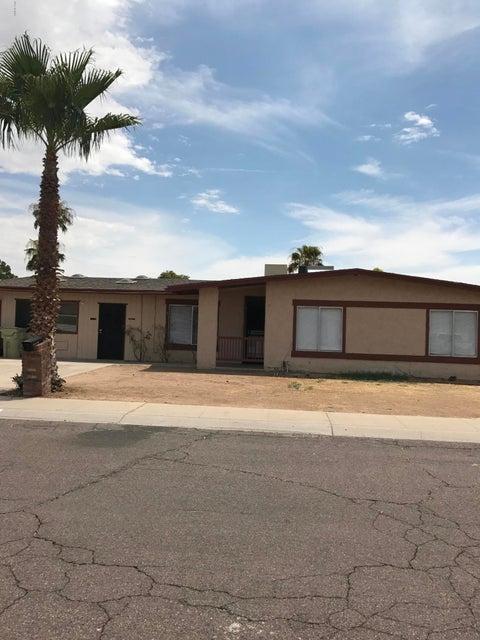 5631 W CAMPO BELLO Drive, Glendale, AZ 85308