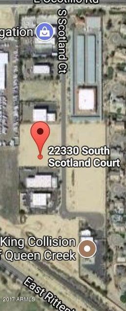 22330 S SCOTLAND Court Lot 15, Queen Creek, AZ 85142