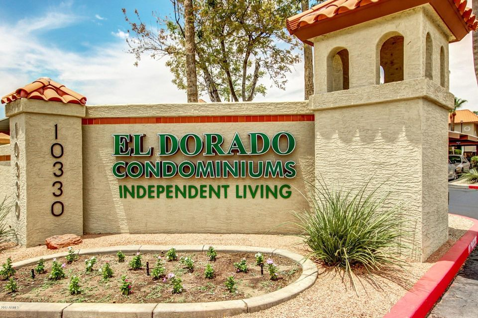 MLS 5632209 10330 W Thunderbird Boulevard Unit A107 Building A, Sun City, AZ Sun City AZ Golf