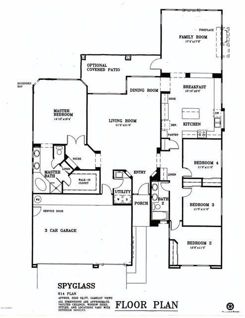 MLS 5632752 20787 N 61ST Drive, Glendale, AZ 85308 Glendale AZ Arrowhead Ranch