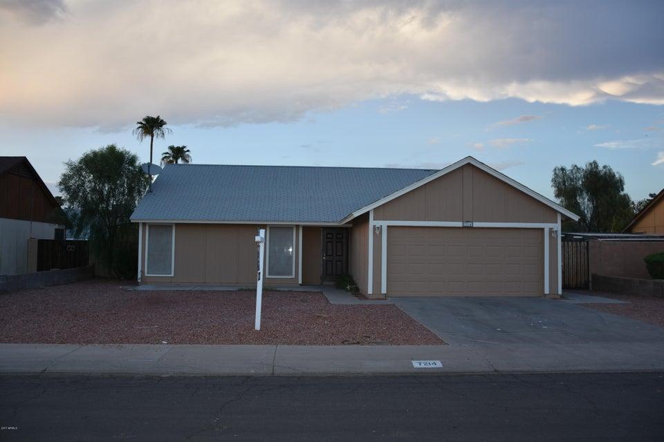 7214 W SIERRA VISTA Drive, Glendale, AZ 85303