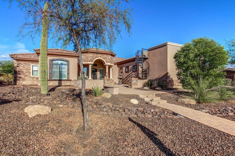 3227 N CANYON WASH Circle, Mesa, AZ 85207