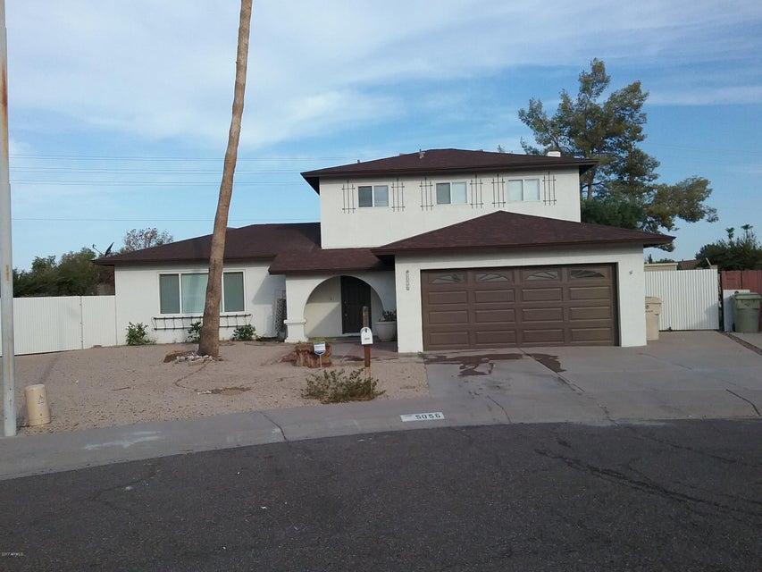 5056 W Mercer Lane, Glendale, AZ 85304