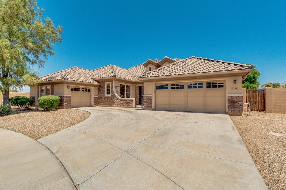 4337 N 160TH Avenue, Goodyear, AZ 85395
