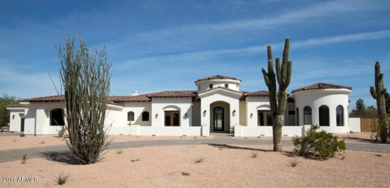 6217 E Via Estrella Avenue Paradise Valley, AZ 85253 - MLS #: 5633967