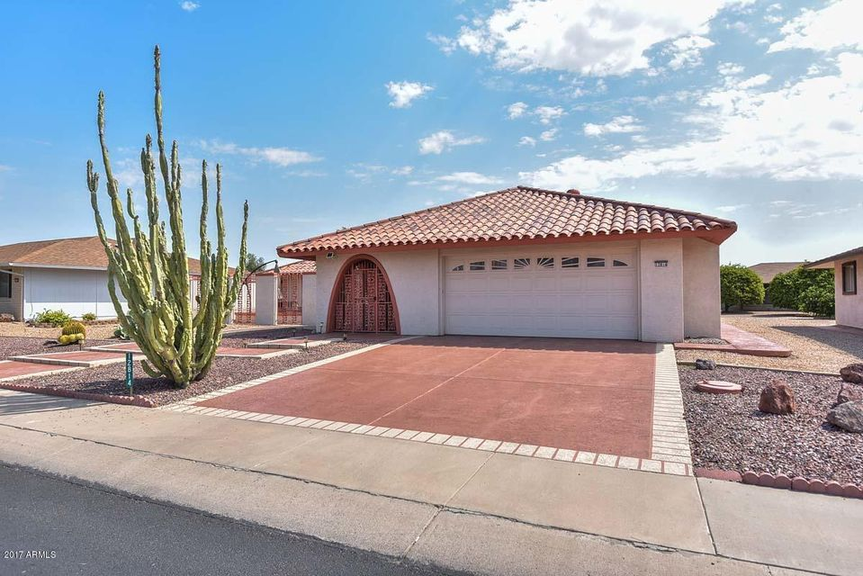 12814 W PAINTBRUSH Drive, Sun City West, AZ 85375